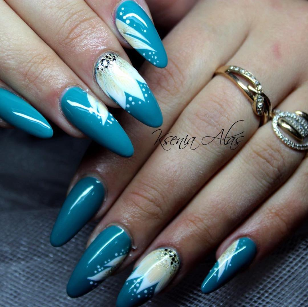 40 Lovely Spring Nail Designs to Sport Style with Elan