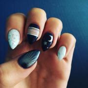 awesome boho nail art ideas