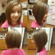 dapper haircut small girls