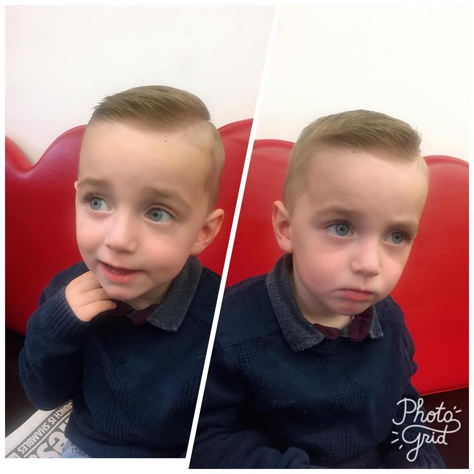 Short Hairstyles Boys