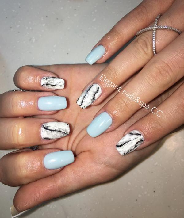 Sober And Smart Work Nail Art Ideas Formal Days