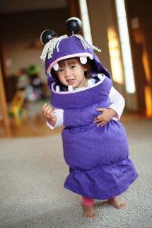 Adorable Baby Wearing Halloween Costumes Make