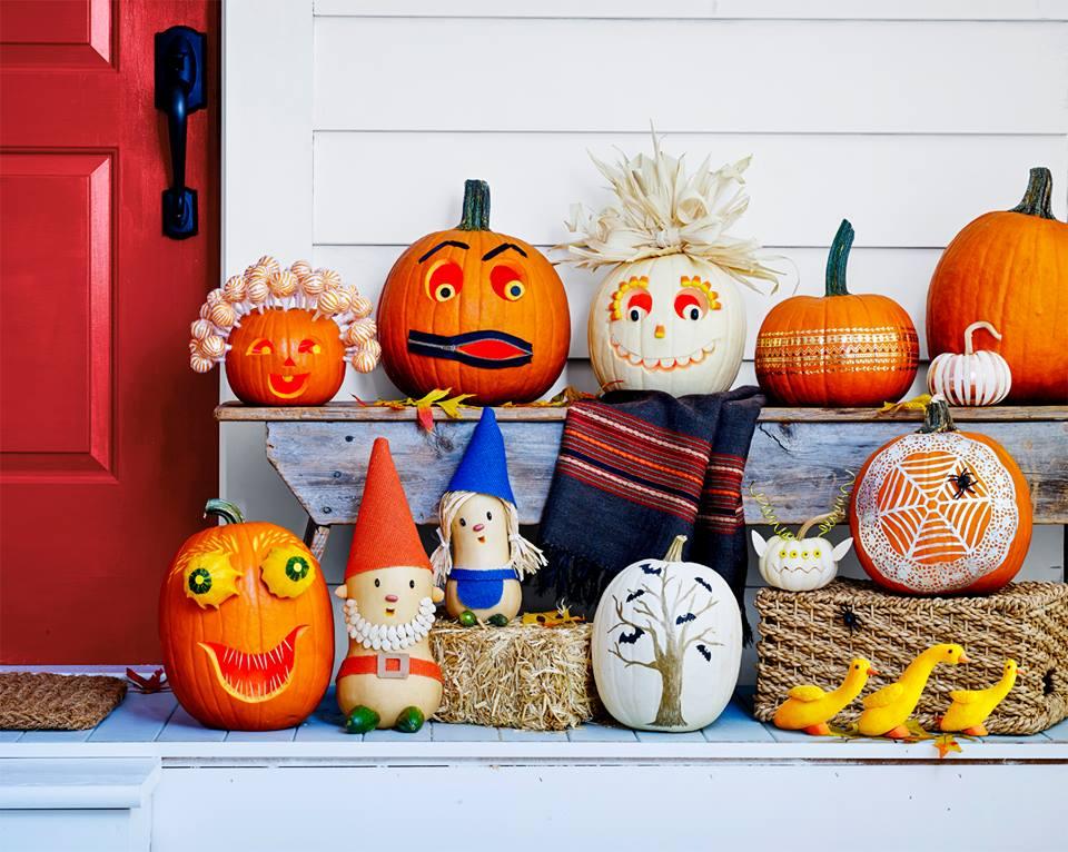 40 Innovative Pumpkin Decoration Ideas For Halloween