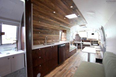 35 Stylish and Gorgeous Airstream Interior Design Ideas ...