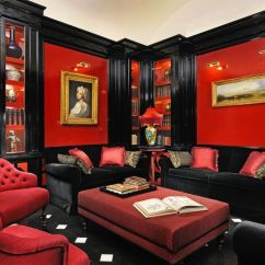 Gothic Living Room Best Affordable Rugs 36 Dramatic Home Decor Design Ideas That Reek Of Boldness Bedroom Designs At D Inghilterra Hotel Rome