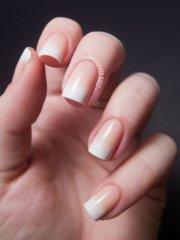phenomenal ombre nail art design