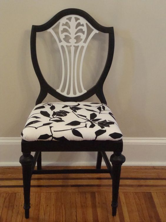 40 Vibrant DIY Painted Chair Design Ideas