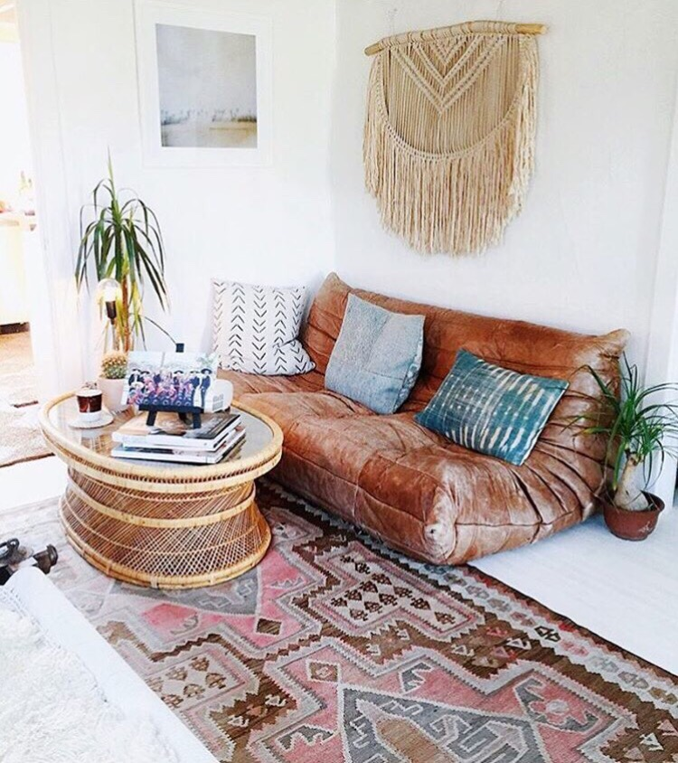 bohemian living room style idea for 45 easy breezy designs to ape this season inspiring