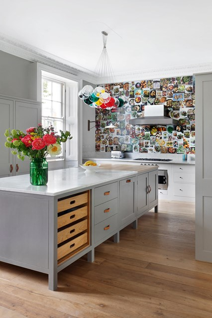 25 Tantalising Kitchen Wall Dcor Ideas For Adding The Extra Touch