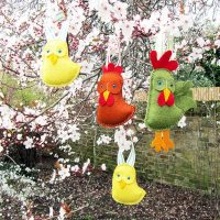 50+ Best Outdoor Easter Decor Ideas