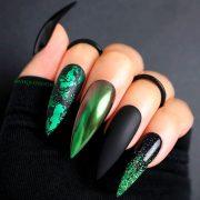 top 100 halloween nail art design