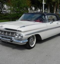 1959 chevrolet impala [ 1024 x 768 Pixel ]