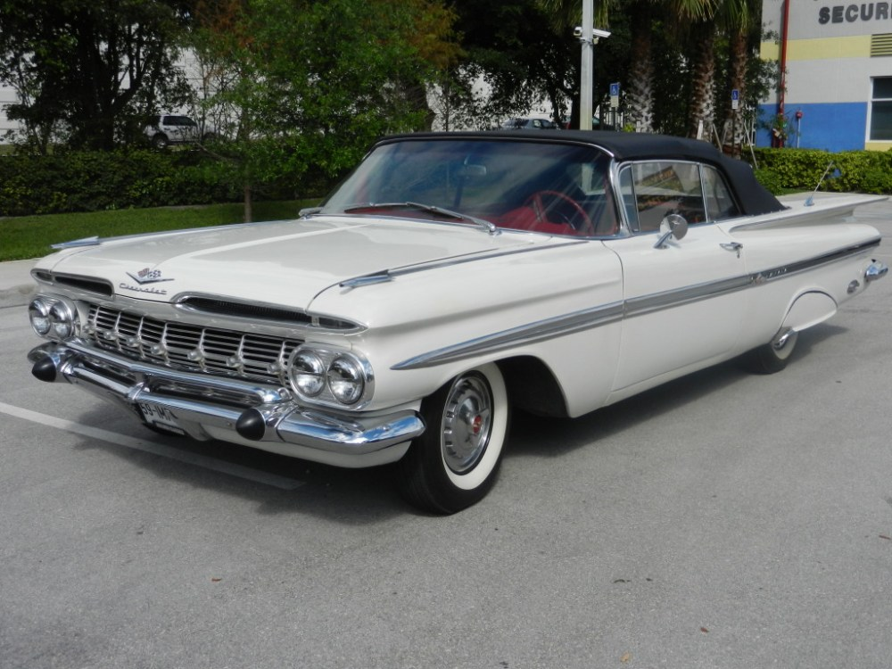medium resolution of 1959 chevrolet impala