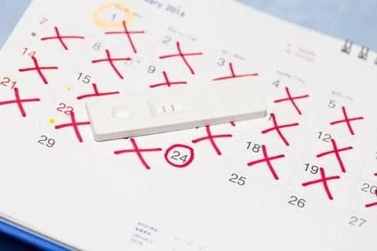 menstruation beregner