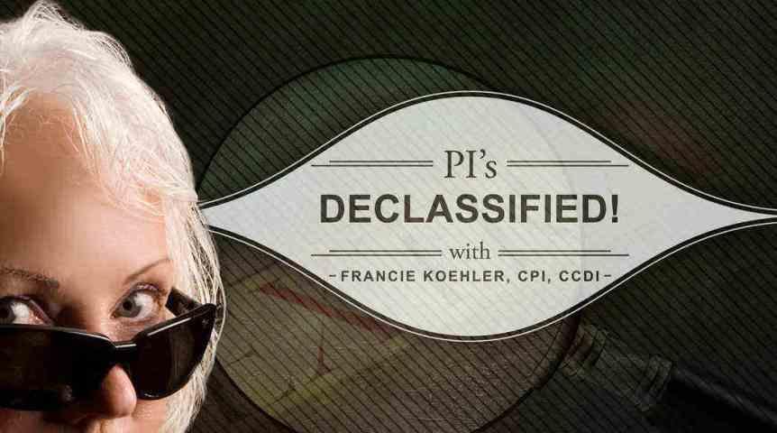 private detective podcast testimony