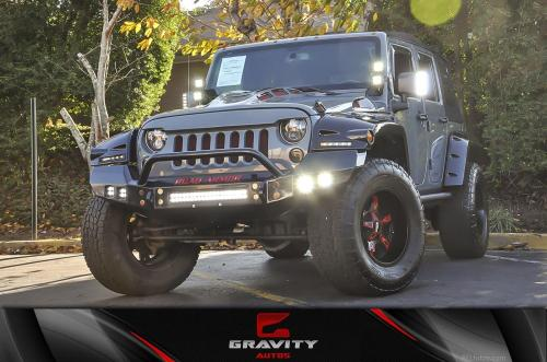 small resolution of used 2014 jeep wrangler unlimited rubicon chamblee ga