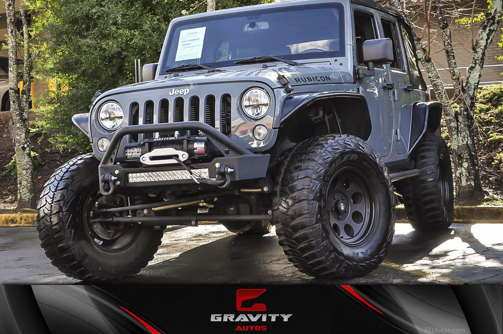 hight resolution of used 2015 jeep wrangler unlimited wrangler unlimited rubicon chamblee ga