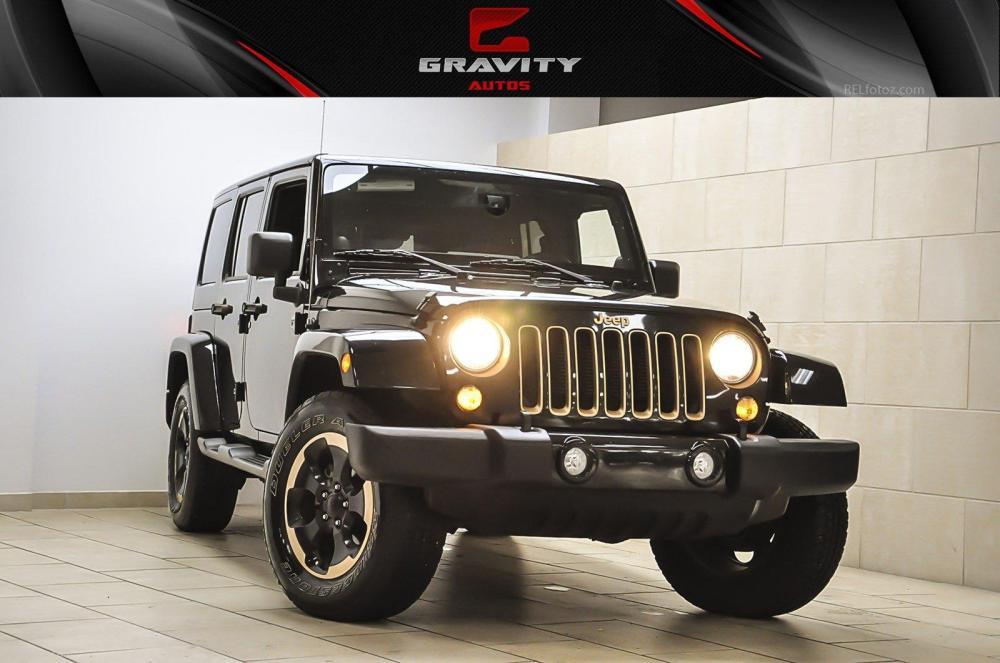 medium resolution of used 2014 jeep wrangler unlimited dragon edition sandy springs ga