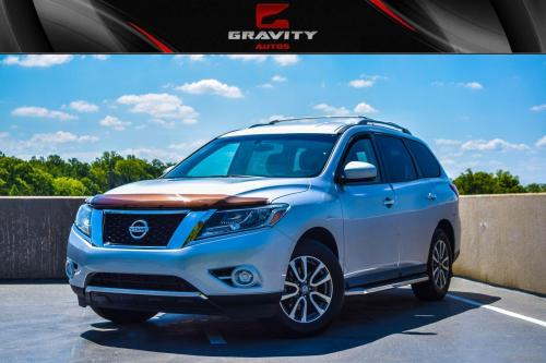 small resolution of used 2013 nissan pathfinder sv sandy springs ga