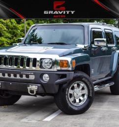 used 2006 hummer h3 sandy springs ga [ 1600 x 1067 Pixel ]