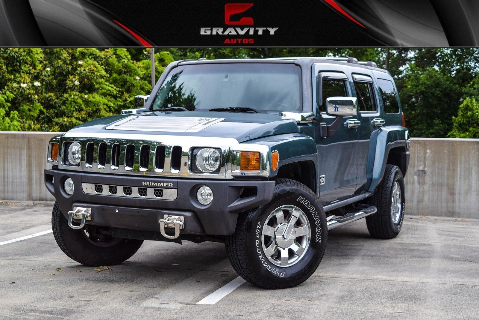 hight resolution of used 2006 hummer h3 sandy springs ga