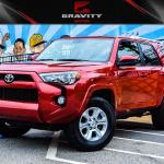 2017 Toyota 4runner Sr5 Stock 153779 For Sale Near Sandy Springs Ga Ga Toyota Dealer