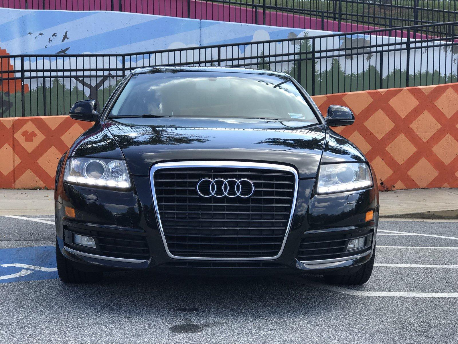 hight resolution of used 2010 audi a6 3 2l premium plus sandy springs ga