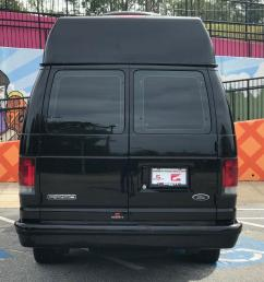used 2006 ford econoline cargo van recreational sandy springs ga [ 1600 x 1200 Pixel ]