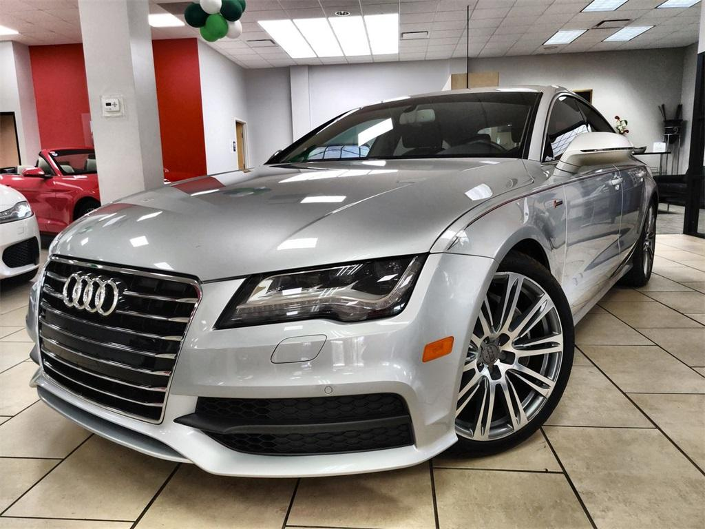 2012 Audi A7 Premium quattro Stock # 094566 for sale near Sandy Springs. GA | GA Audi Dealer