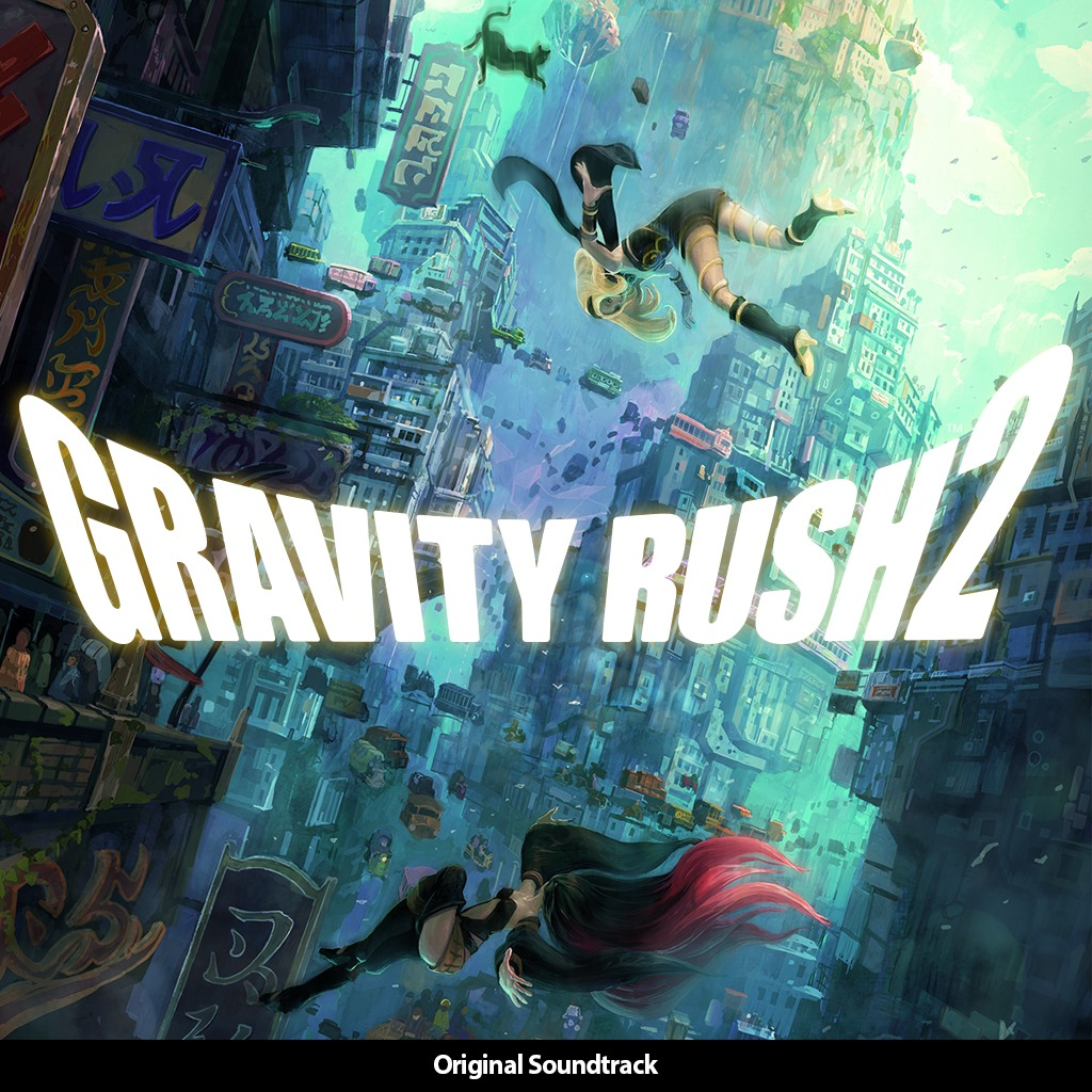 Gravity Rush 2 Original Soundtrack 15 Tracks Now Also Available On Sony Ps4 Psn