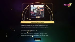 Gravity Rush 2 - Server Patch February 20th