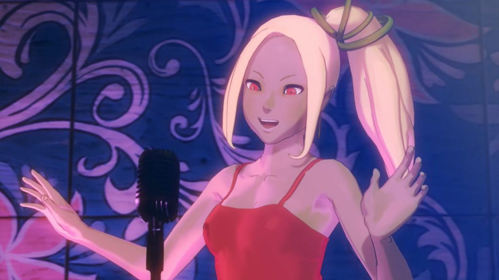 Gravity Rush OST