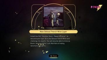 Gravity Rush 2 - 1.10 Update - Delvool Trench Mine