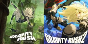 Gravity Rush Remastered & 2 - PlayStation Store