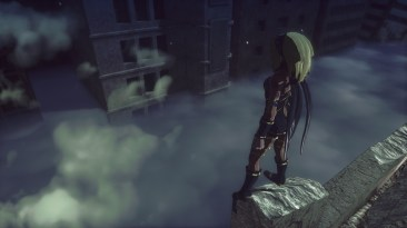 The Kat costume in Let it Die.
