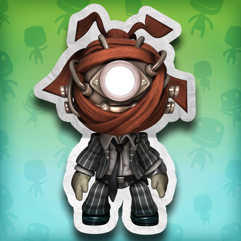 Alias costume for LittleBigPlanet