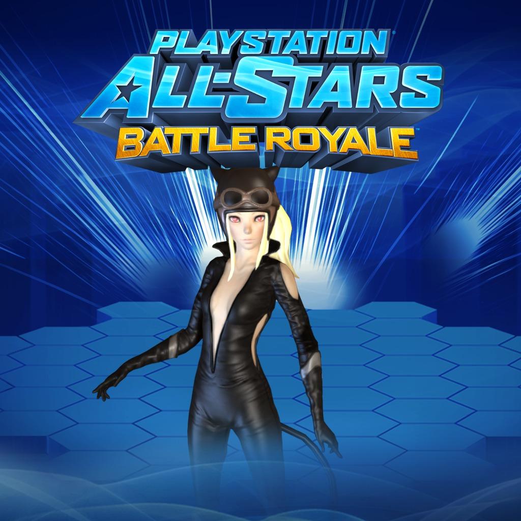 Black Kat Costume DLC