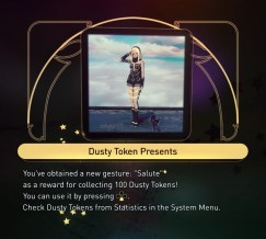 Salute - 100 Dusty Tokens