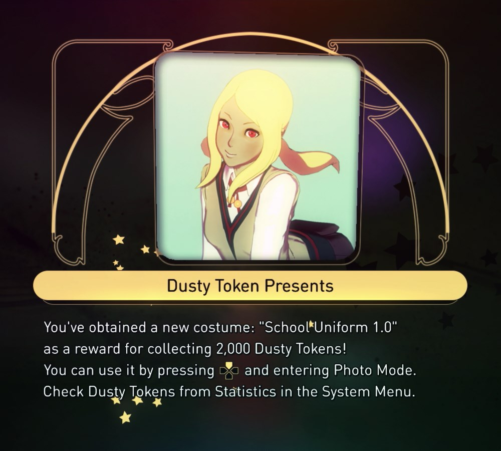 """School Uniform 1.0"" Costume - 500 Dusty Tokens"