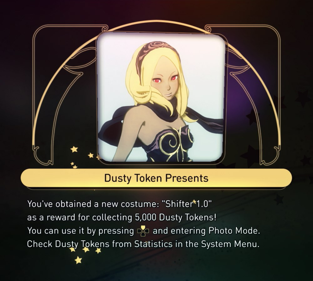"""Shifter 1.0"" Costume - 5000 Dusty Tokens"