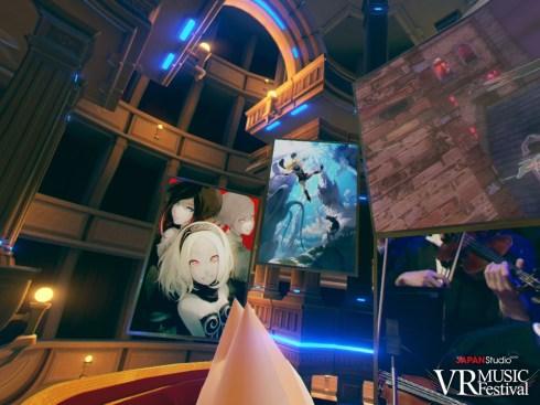 JAPAN Studio VR MUSIC Festival 14