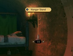 Hangar Stand