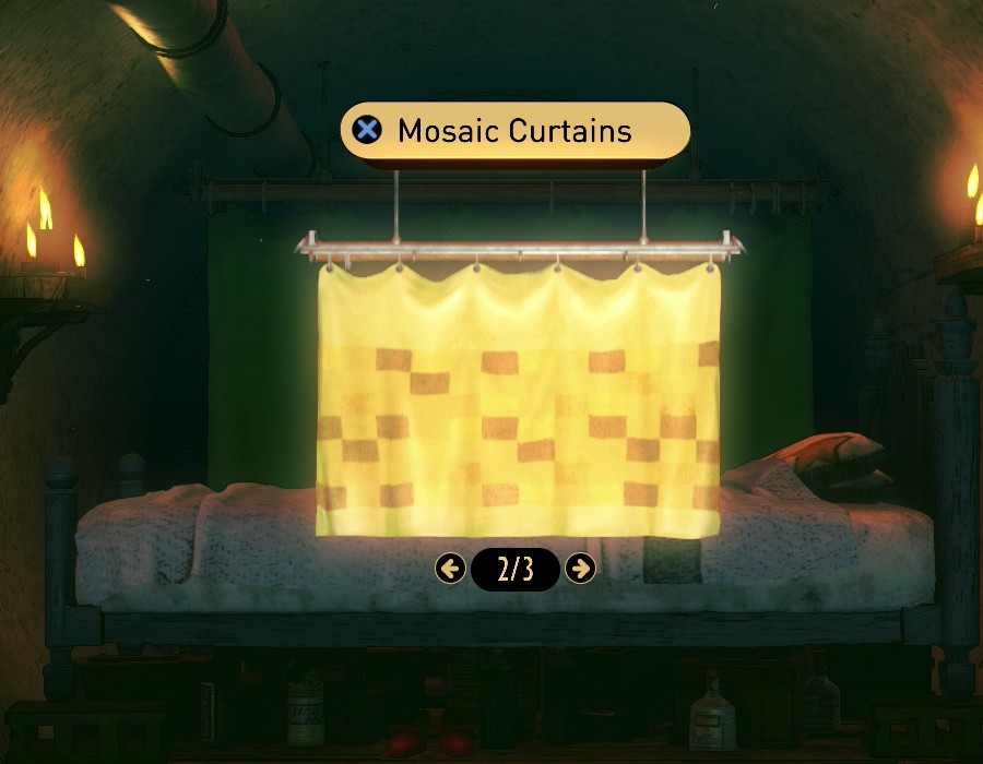 Mosaic Curtains
