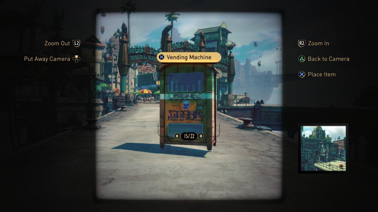 Vending Machine photo item