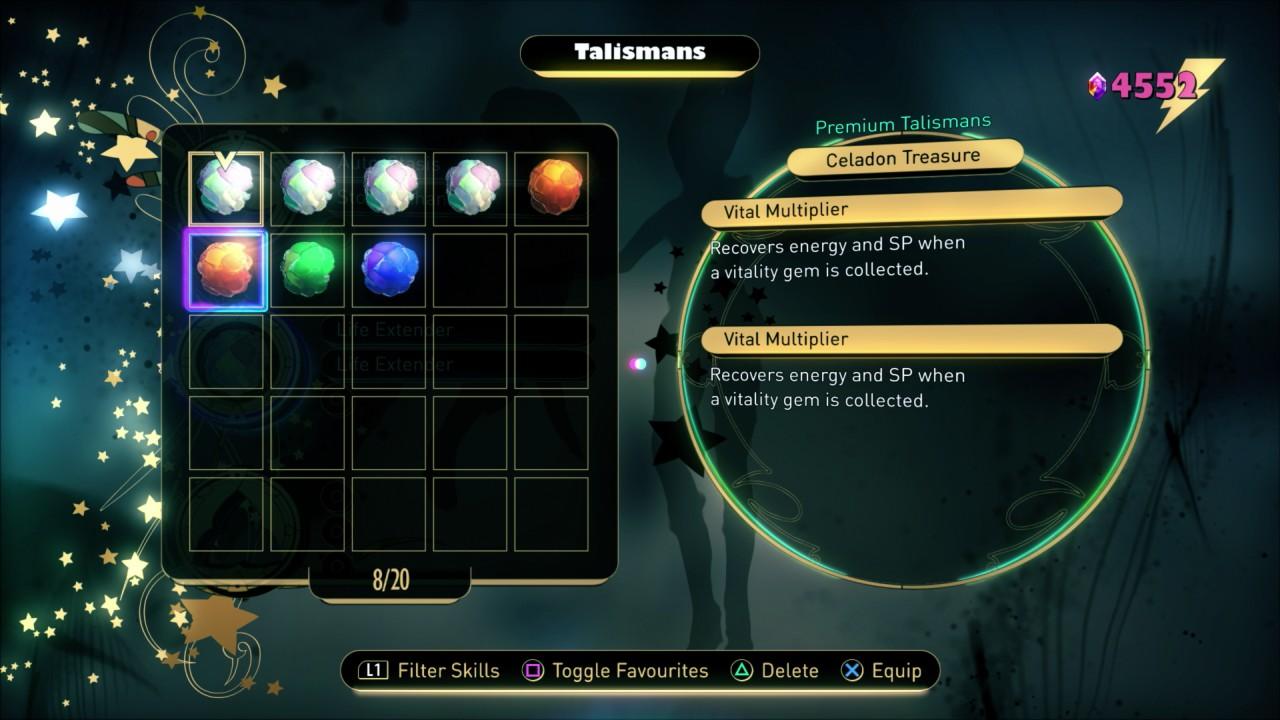 Celdaon Treasure Talisman