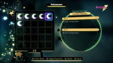 Cerulean Treasure Talisman