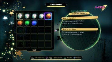 Cinereous Treasure Talisman