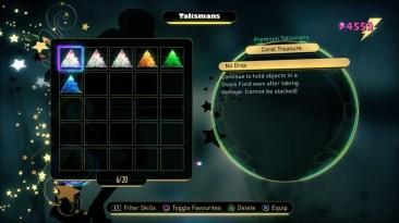 Coral Treasure Talisman