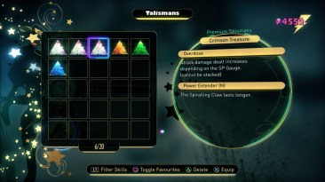 Crimson Treasure Talisman