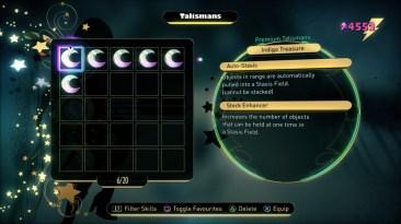 Indigo Treasure Talisman